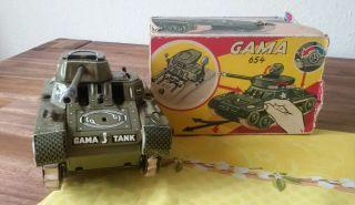 Gama Panzer Typ 65 Us Zone Bild