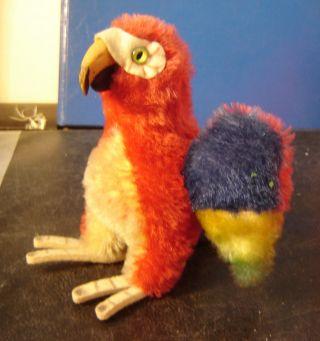 Steiff Papagei 13 Cm Groß  (183k) Bild