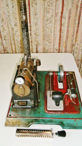 Märklin Dampfmaschine 4097/5 Aus Den 30er Jahren - Ansehen - Bild