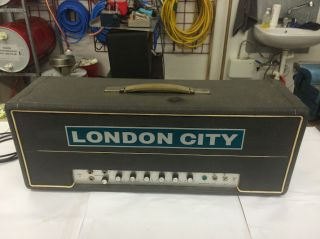 London City Amp 50 Watt Bild