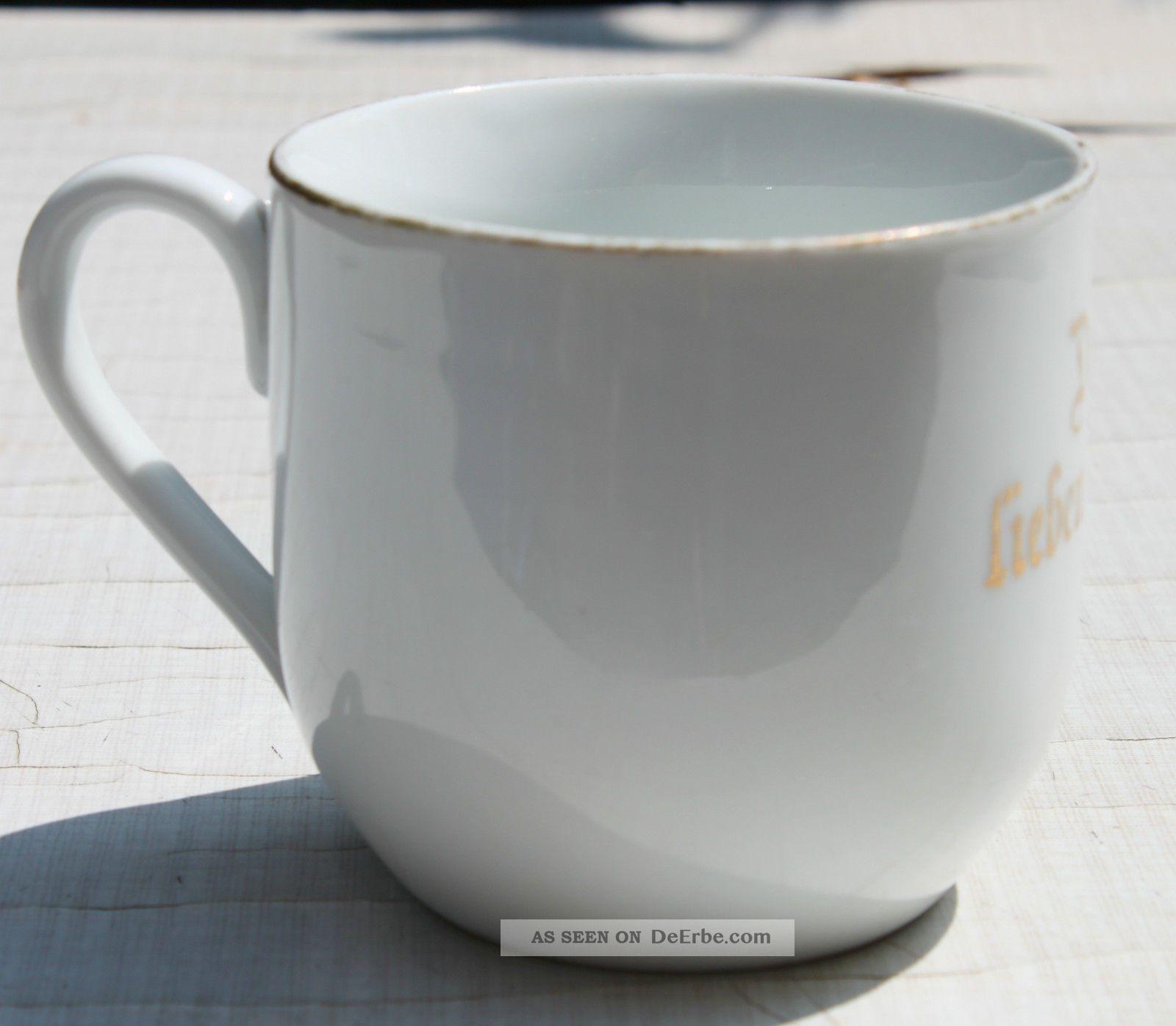 becher kaffeebecher porzellan tasse dem lieben vater vatertag geburtstag. Black Bedroom Furniture Sets. Home Design Ideas