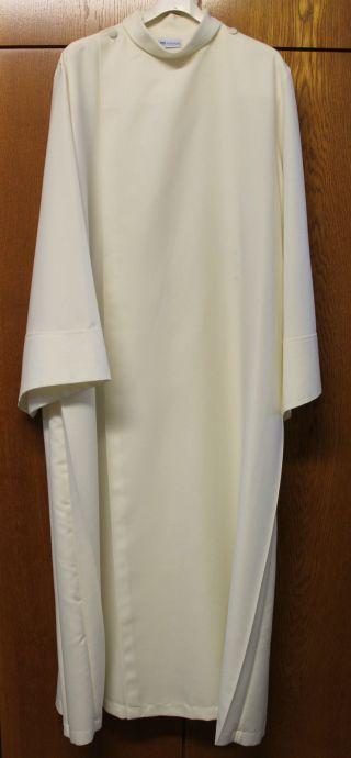 Mantelgewand - Mantelalbe - Albe - Priester Bild