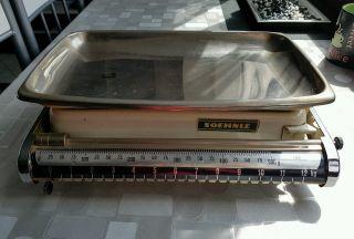 Söhnle : Alte Nostalgische Küchenwaage Bis 12kg Bild