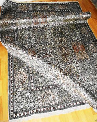 Seide - Kaschmir Echte Handgeknüpfte - Teppich Top/ware - Rug - Tappeto - Tapis - Seta,  Silk Bild