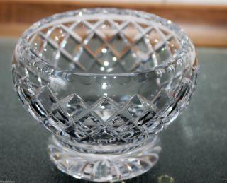 Vase Bleikristall,  Sehr Schöne Glasarbeiten,  Ca.  11 Cm Hoch, Bild