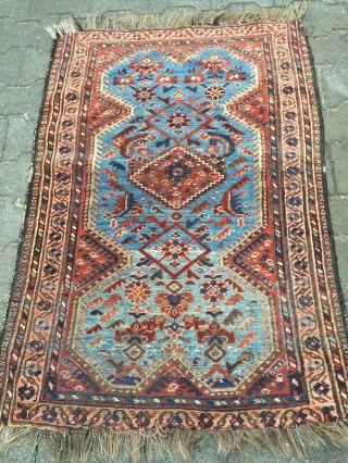 Antiker Kahmseh Aus Persien Ca,  115 X 82 Cm Bild