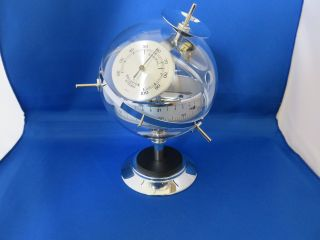 Tfa Wetterstation Sputnik Mit Thermometer / Barometer/ Hydrometer Bild