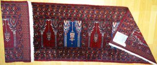 Echte Handgeküpfte - Bucharateppich Top / Ware - Tappeto - Tapis,  Rug,  1 Million - K/n Bild