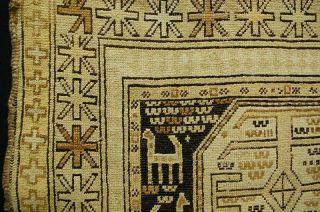 Antiker Teppich Schirwan Ca: 165x97cm Antico Tappeto Antique Rug Bild