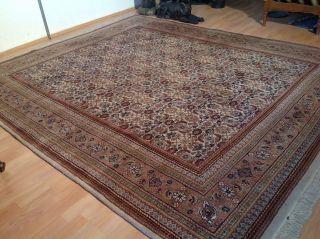 Wunder Schone Handknupfter Teppich 250x 311cm Bild
