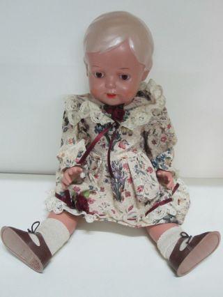 Schildkröt Puppe Christel - Repro 46 Cm - Limited Edition Bild