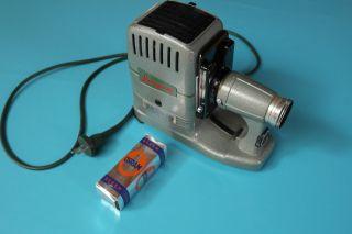 Liesegang Fanti 300 Dia Projektor Vorführun Vintage (mit Ersatzlampe Osram) Bild