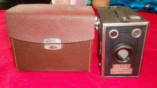 Balda Frontbox Rollfilmkamera Mittelformatkamera Kamera Aus 40er Jahren Bild