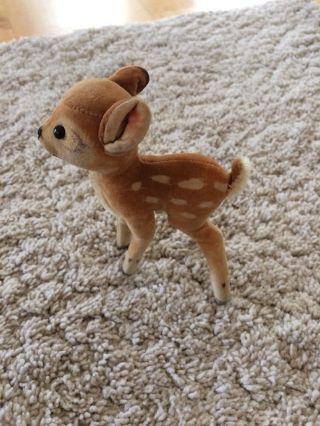 Steiff - Altes Rehkitz Bambi Reh Bild