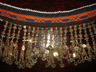 Orientalische Kette Choker Von Den Kuchis Jewelry Oriental Kuchi Tribal Necklace Bild