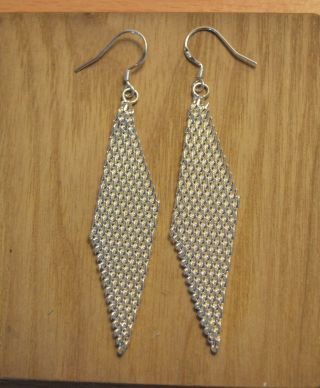 Ohrstecker Ohrringe Silber 925 Earrings Bild