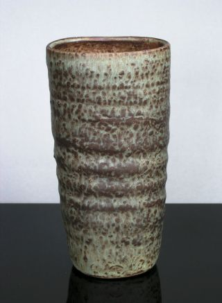 Mobach Keramik Utrecht Vase Künstlerkeramik 60er Jahre Keramik Weber Köln 60s Bild
