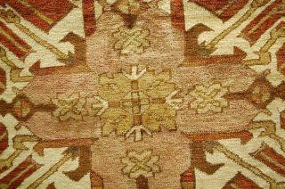 WunderschÖner Kasak Teppich Ca: 210x150cm Antico Tappeto Tapis Sammlerstück Bild