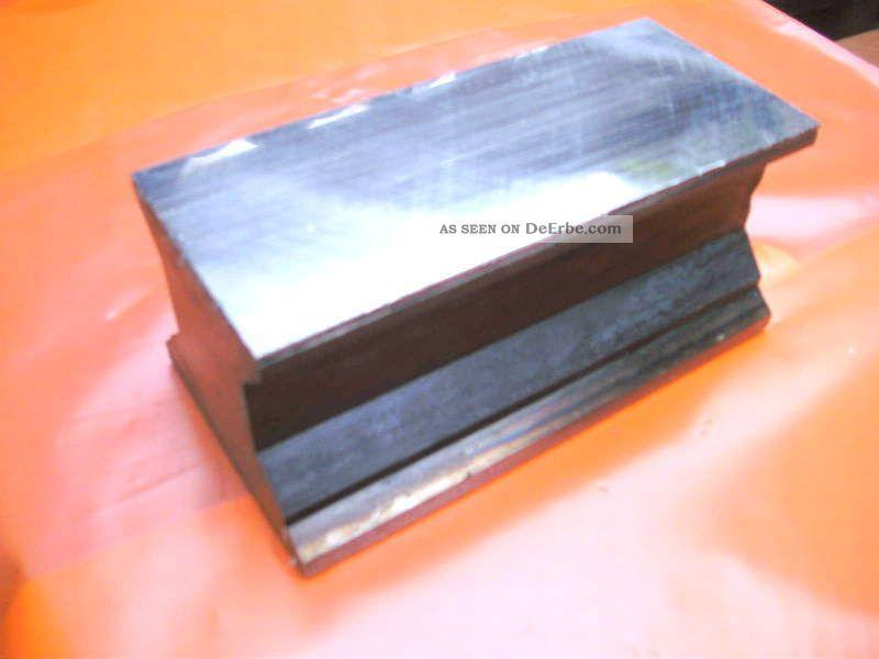 Amboss 9 Kg - Richtplatte - Schmied - Schmiedewerkzeug - Modellbau - Schlosser Alte Berufe Bild