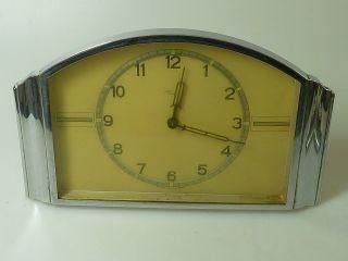 Kienzle,  Art Deco Tischuhr,  Uhr Wecker Um 1930,  Funktionsfähig Bild