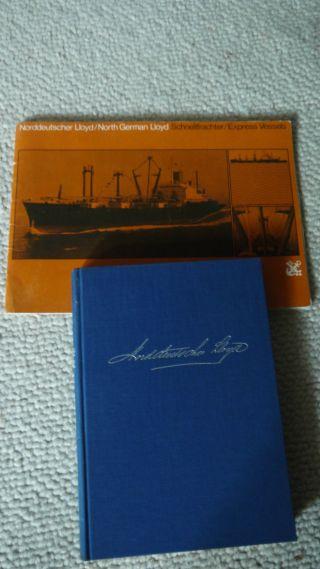 Norddeutscher Lloyd Bremen,  Geschichte Einer Reederei Von Georg Bessel Bild