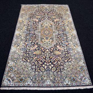Orient Teppich Kaschmir Seide 157 X 97 Cm Handgeknüpft Kashmir Silk Carpet Rug Bild