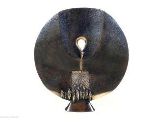 Surrealistisches Bronze Objekt ° Signiert,  Nummeriert ° Design Hermann Nitsch Bild