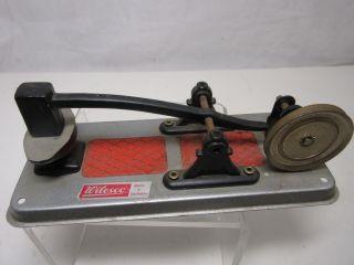 Wilesco Dampfmaschine Zubehör Antriebsmodell M 60 Bügelsäge Bild