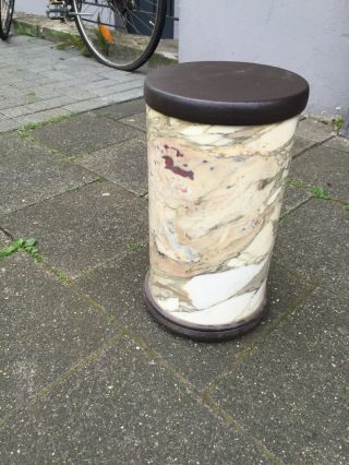 Marmorsäule / Marmor / Erbstück / Np Ca.  700€ Bild