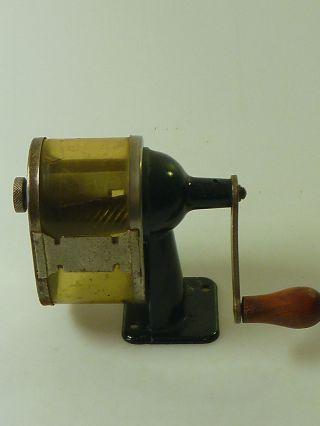Seltener Bleistift - Anspitzer,  Citogreif Spitzmaschine,  Ernst Nagel Um 1935 Bild