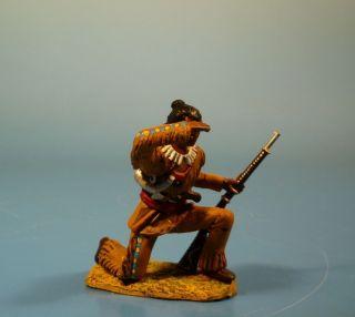 Orig.  Lineol (elastolin) Wild West – Winnetou – 7cm Serie Bild