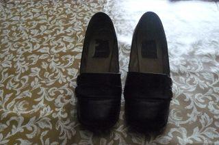 Alte Schuhe Vintage Grösse 36,  5 - 37,  Cool Und Stylisch Bild