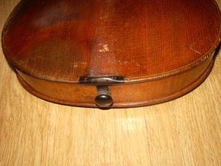 Geige 18 - 19 Jahrh. Bild
