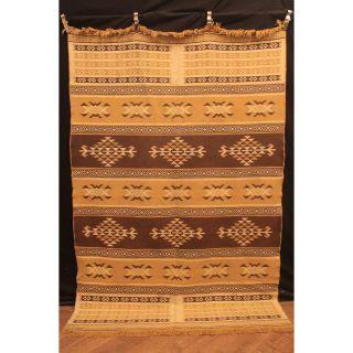 Feiner Orient Teppich Kazak Kelim Old Rug Carpet Tappeto Rug Tapijt 240x160cm Bild