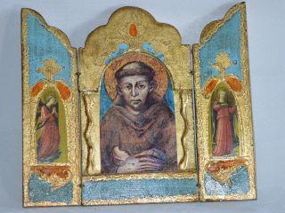 Ikone Antik Alt Religion Religiös Glaube (dachbodenfund) Bild