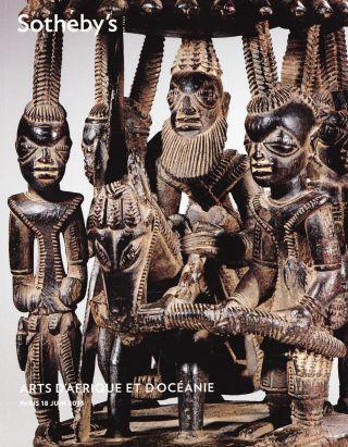 Tribal Art - Afrika,  Ozeanien: Toller Katalog Sotheby ' S Paris 13,  Results Bild