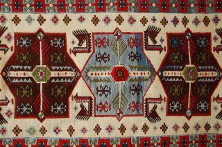 Wunderschöner Teppich Kasak Kazak Ca: 180x105cm Handrug Tappeto Tapis Bild