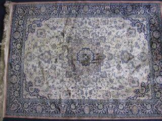208 - 170 / Orientteppich,  Chinesische Seide Bild