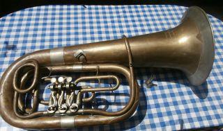 Schöne,  Sehr Alte Tuba,  Wehrmacht,  Ww2,