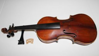 Geige Violine - 4/4 Violinkorpus Bild