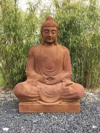 Großer Buddha Figur Buddha Figuren Buddha Groß China Buddha Garten Buddha Xxl Bild