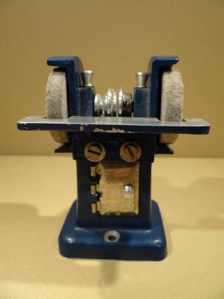 Antriebsmodell Ekt E.  K.  T Doppelschleifbock Schleifbock Nr.  10 / Dampfmaschine Bild