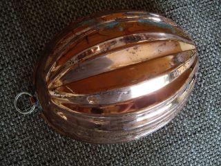 Kuchenform Backform Kupfer Bild