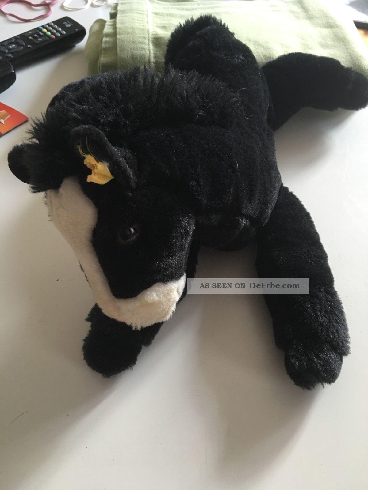 Steiff Pferd Stofftiere & Teddybären Bild