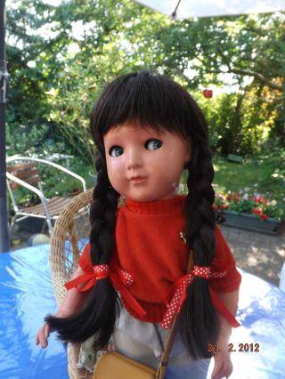 Alte Schildkröt Puppe Yvonne Sir46 Bild
