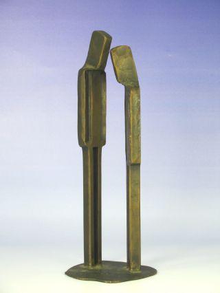 Kunstschmiede Ebersberg Skulptur Bronze 25 Cm Hoch Bild