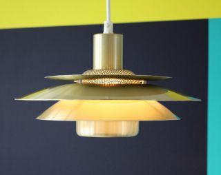 Jeka Pendelleuchte Lampe Lamp Pendant Danish Design - Louis Poulsen Panton Era Bild