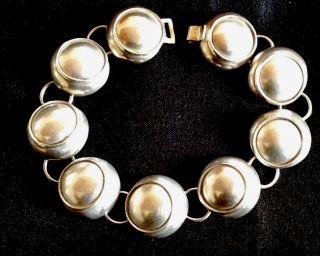 Art - Deco - Armband/ 800 Silber/ Goldschmied W.  Rolff,  Hbg.  / Um 1930 - 40 Bild