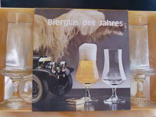 4 Bierpokale - Absolute Rarität,  Und Ovp Bild
