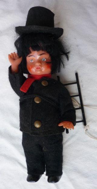 Alte Kleine Schlotfeger - Puppe - Schornsteinfeger - Sk73 - 0117 Bild